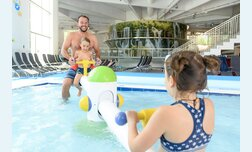 Family World Baby pool | © Alpentherme