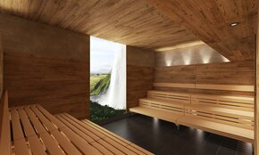Finnische Sauna | © Freedimensions.at